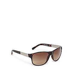 Suuna - Brown tortoiseshell D-frame sunglasses