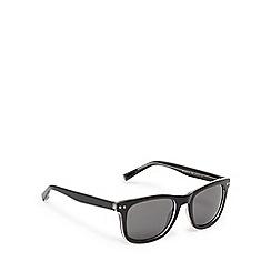 Suuna - Black D-frame sunglasses