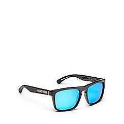 Dirty Dog - Blue frame polarised sunglasses