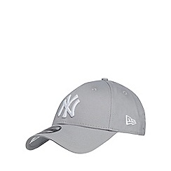 Yankee - Grey '9FORTY' baseball cap