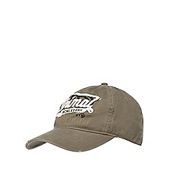 Animal - Taupe baseball hat