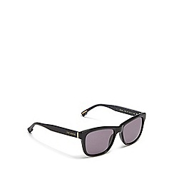 Ted Baker - Black square frame sunglasses