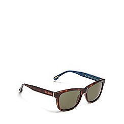 Ted Baker - Brown rectange sunglasses