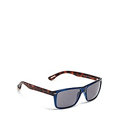 Ted Baker - Blue rectange sunglasses