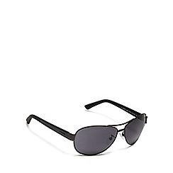 Police - Grey tinted aviator sunglasses