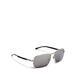 Police - Silver square sunglasses