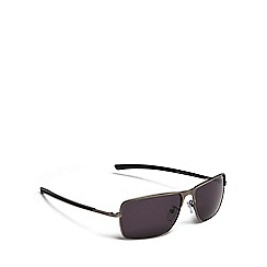 Police - Dark grey square sunglasses