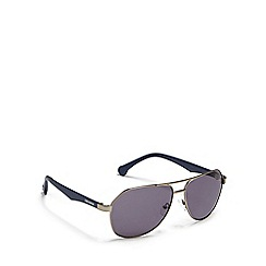 Converse - Grey aviator sunglasses