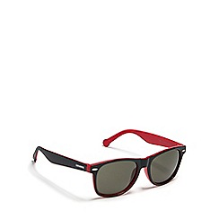 Converse - Black and red two-tone sunglasses