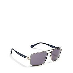 Converse - Grey aviator sunglasses