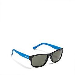 Converse - Black two-tone sunglasses