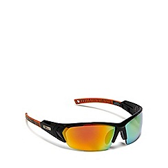 Stormtech - Black and orange rectangle sunglasses