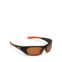 Stormtech - Black and orange ractangle sunglasses