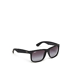 Ray-Ban - Black 'RB4165' square sunglasses