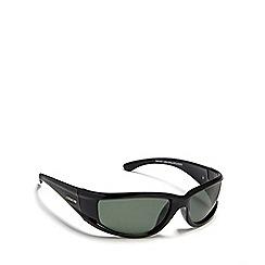 Dirty Dog - Two-tone 'Banger' polarised sunglasses
