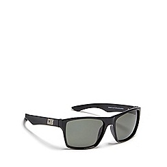 Dirty Dog - Black two tone 'Vendetta' polarised sunglasses