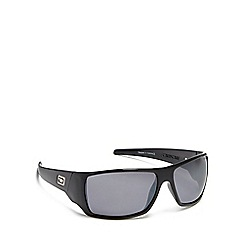 Dirty Dog - Two tone 'Axe' polarised sunglasses