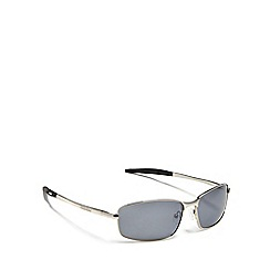 Dirty Dog - Silver 'Goose' polarised sunglasses