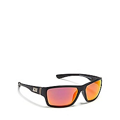Dirty Dog - Black 'Storm' polarised sunglasses