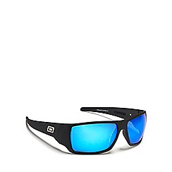 Dirty Dog - Black 'Axe' polarised sunglasses