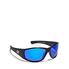Dirty Dog - Blue D-frame polarised sunglasses