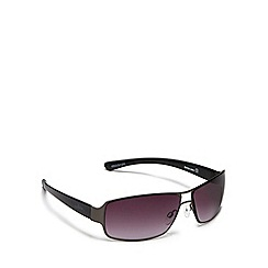 Bloc - Grey rectangle sunglasses