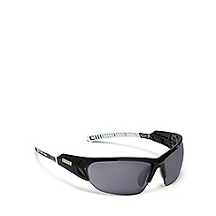Bloc - Black 'bronx' rectangle sunglasses