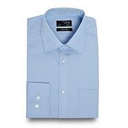 Thomas Nash - Blue easy care shirt