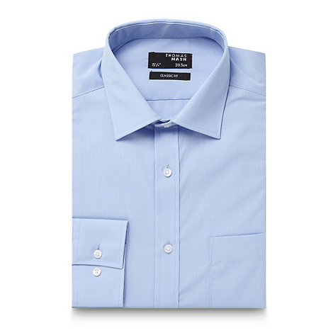 Thomas Nash - Blue long sleeved shirt