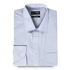 Thomas Nash - Big and tall light blue ultimate plain shirt