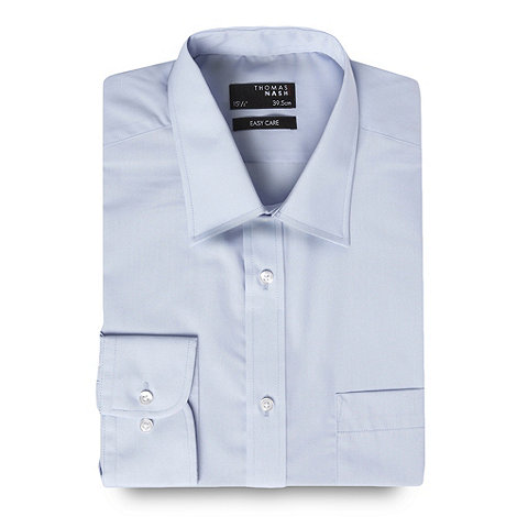 Thomas Nash - Light blue ultimate plain shirt
