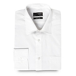 Thomas Nash - White ultimate plain shirt