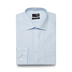 Thomas Nash - Light blue regular fit shirt