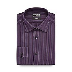 The Collection - Purple ombre striped shirt