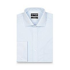 The Collection - Light blue regular fit long sleeved shirt