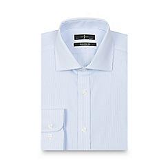 J by Jasper Conran - Light blue striped shirt