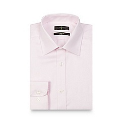J by Jasper Conran - Big and tall pink striped shirt