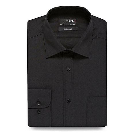Thomas Nash - Ultimate Black long sleeved shirt