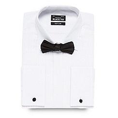 Thomas Nash - White ultimate coordinating classic dress shirt & tie set