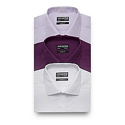 The Collection - Pack of three assorted long sleeve shirts