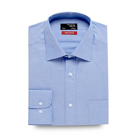 Thomas Nash - Blue coolest comfort shirt