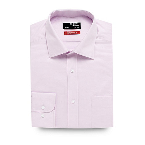 Thomas Nash - Pink coolest comfort shirt