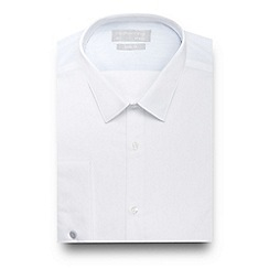 Red Herring - White slim fit shirt