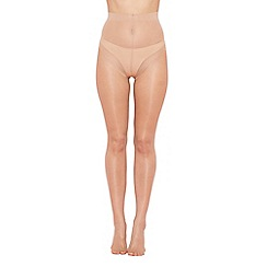 Debenhams - Nude 7D sheer tights