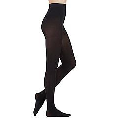 Pretty Polly - Black 60 Denier curve tights