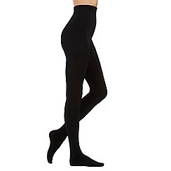 Pretty Polly - Black 200 Denier curve tights