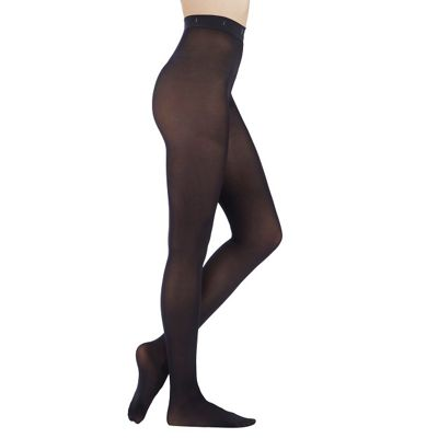 Black 60D supersoft opaque tights