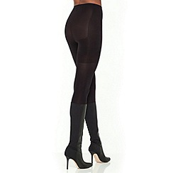 Spanx - Black 'Bootifull' tights