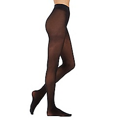 Aristoc - Black 30 denier opaque tights