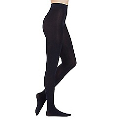 Aristoc - Navy 80 denier opaque tights